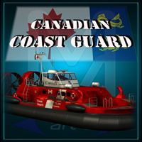 Canadian Coast Guard 3D Models Mike2010
