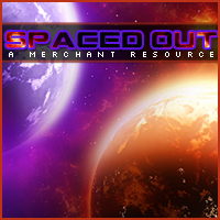 Merchant Resource: Spaced Out 2D Graphics Merchant Resources Sveva