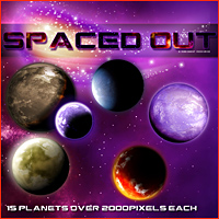 Merchant Resource: Spaced Out image 2
