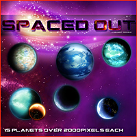 Merchant Resource: Spaced Out image 3