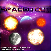 Merchant Resource: Spaced Out image 4