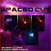 Merchant Resource: Spaced Out image 5