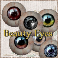 Beauty Eyes  Poses/Expressions Clothing Prematos