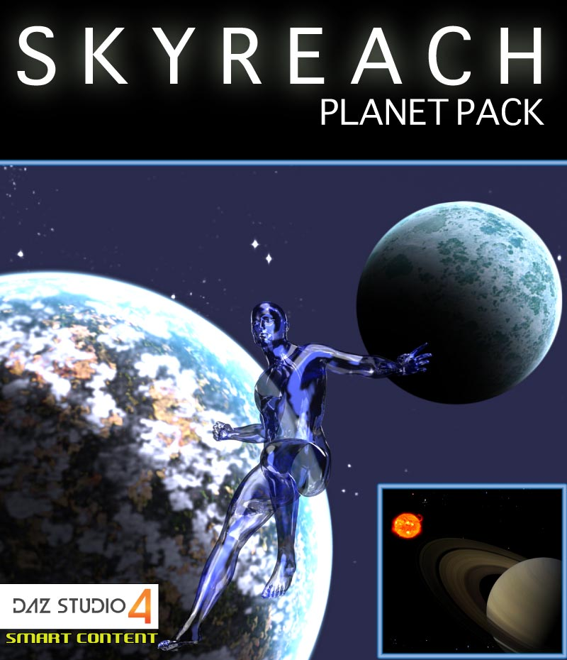 Skyreach Planets Pack