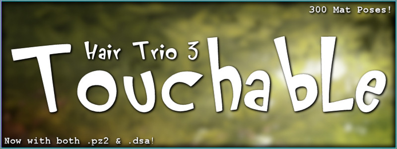 Touchable Trio 03