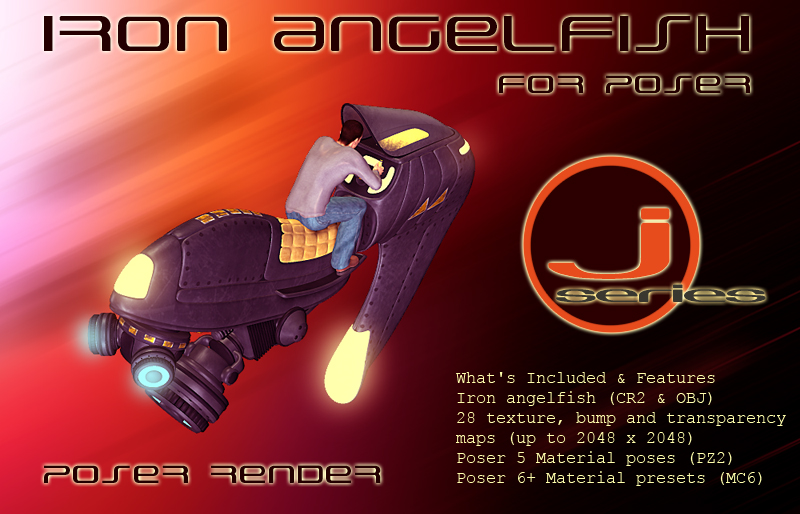 Iron Angelfish