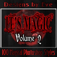 DbE-It's Magic 2 Themed 2D And/Or Merchant Resources DesignsbyEve