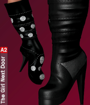GND A2 Clubwear BootZZ by Karth
