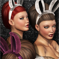 BUNNY TIME Clothing & Hair for Victoria 4 image 6