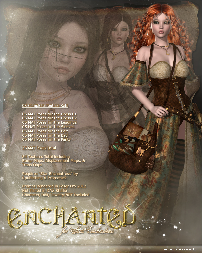 Enchanted for Star Enchantress