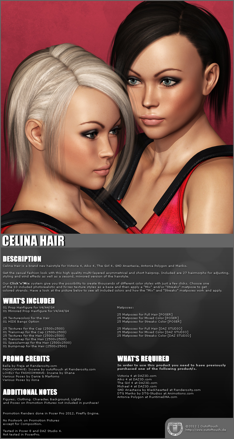 Celina Hair