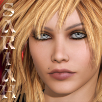 Sariah V4 3D Figure Essentials gypsyangel