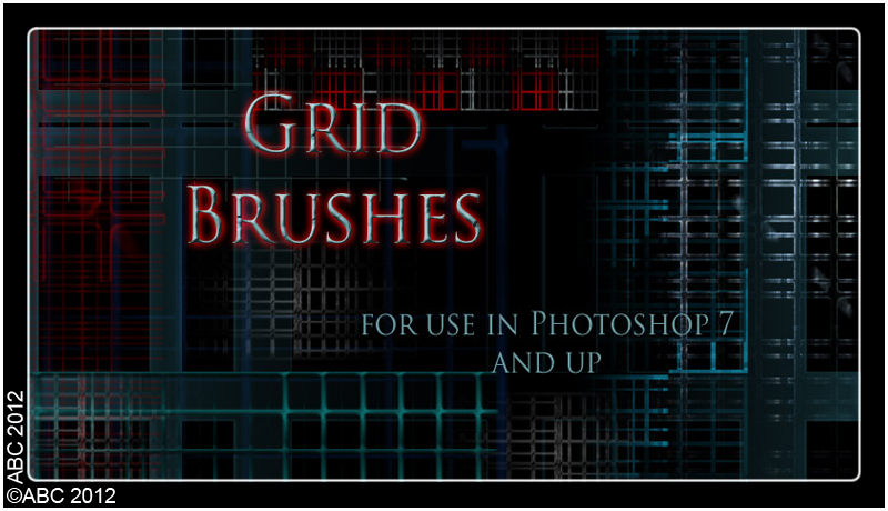 Grid Brushes by antje