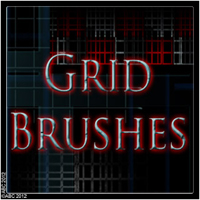 Grid Brushes 2D And/Or Merchant Resources Themed Bez