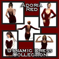 AW Adoria red for Victoria 4 Clothing awycoff