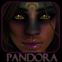 Pandora 3D Models 3D Figure Essentials reciecup