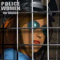 POLICE WOMEN for VAGS4 image 1