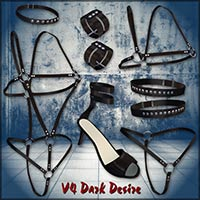 V4 Dark Desire 3D Figure Essentials $3.99 Sale Items Week 2 Richabri