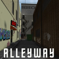 Alleyway 3D Models greenpots