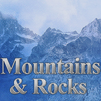 FS Mountains & Rocks 3D Models 2D Graphics FrozenStar
