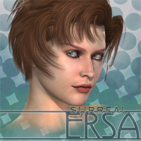 Surreal Ersa 3D Figure Essentials surreality