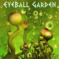 EyeBall Garden 3D Models Poisen