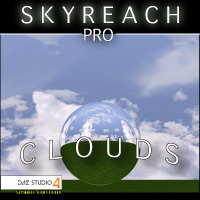 Skyreach Pro Clouds 3D Models Razor42