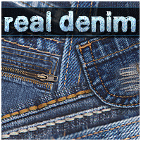 Merchant Resource: Real Denim 2D Graphics Merchant Resources Sveva