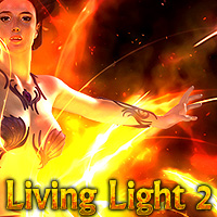 Living Light 2 3D Models 2D Graphics designfera