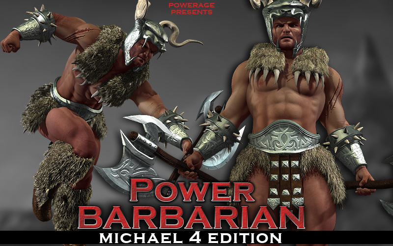 Power Barbarian M4 Edition