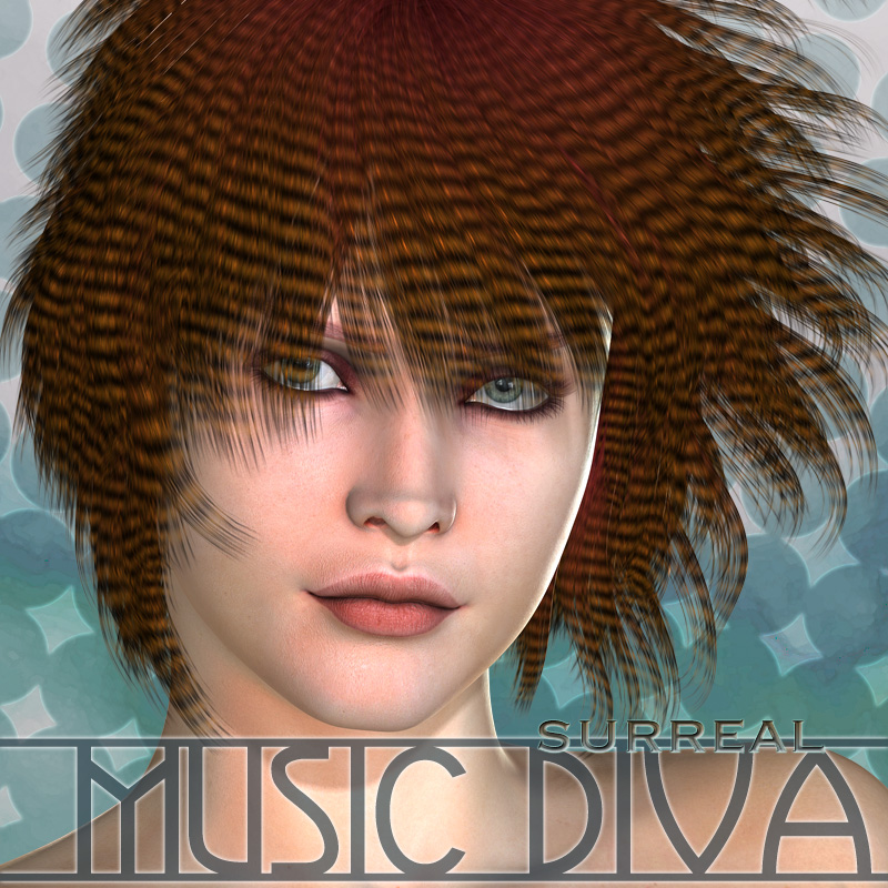 Surreal Music Diva