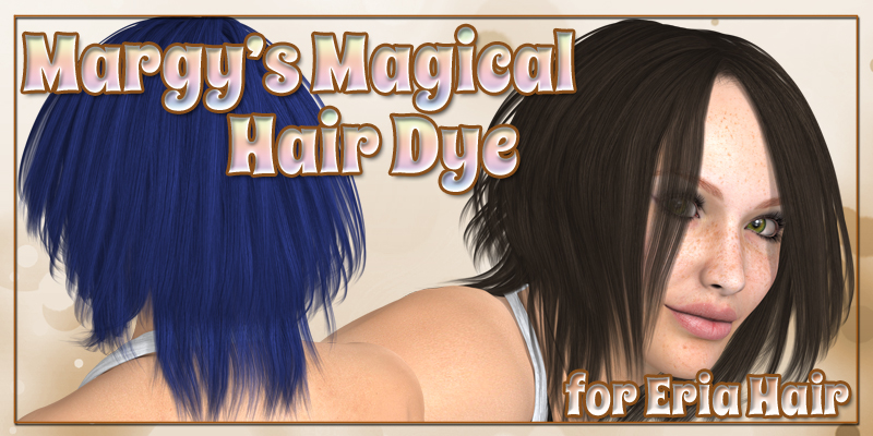 Margy's Magical Hair Dye for Eria Hair
