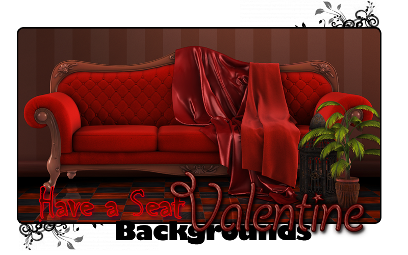 Have a Seat - Valentine - Backgrounds