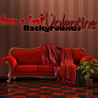Have a Seat - Valentine - Backgrounds Themed 2D And/Or Merchant Resources FrozenStar