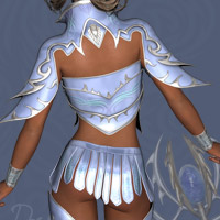 Elven Desire Outfit V4, A4, G4 image 2