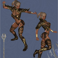 Elven Desire Outfit V4, A4, G4 image 4