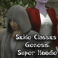 Sickle Classics Genesis: Super Hoodie by SickleYield