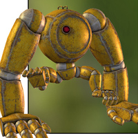 SteamPunk Robots - the Gorilla image 2