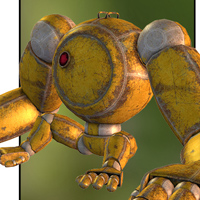 SteamPunk Robots - the Gorilla image 3