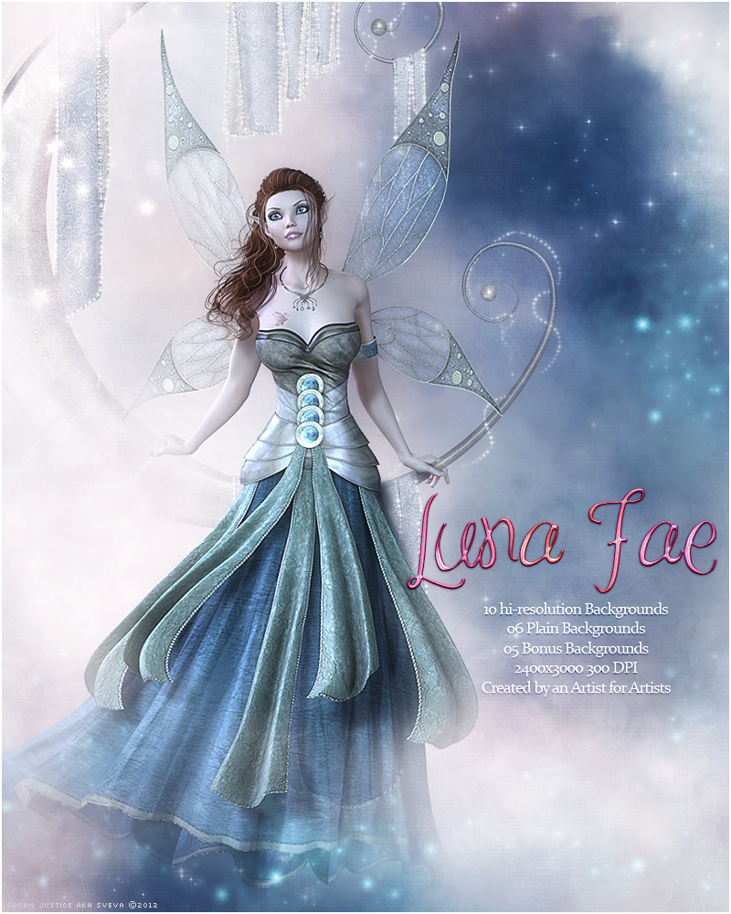 Luna Fae Backgrounds