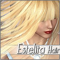 Estelita Hair 3D Figure Essentials Mairy