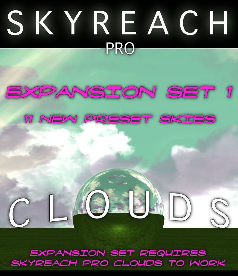 Skyreach Pro Expansion 1