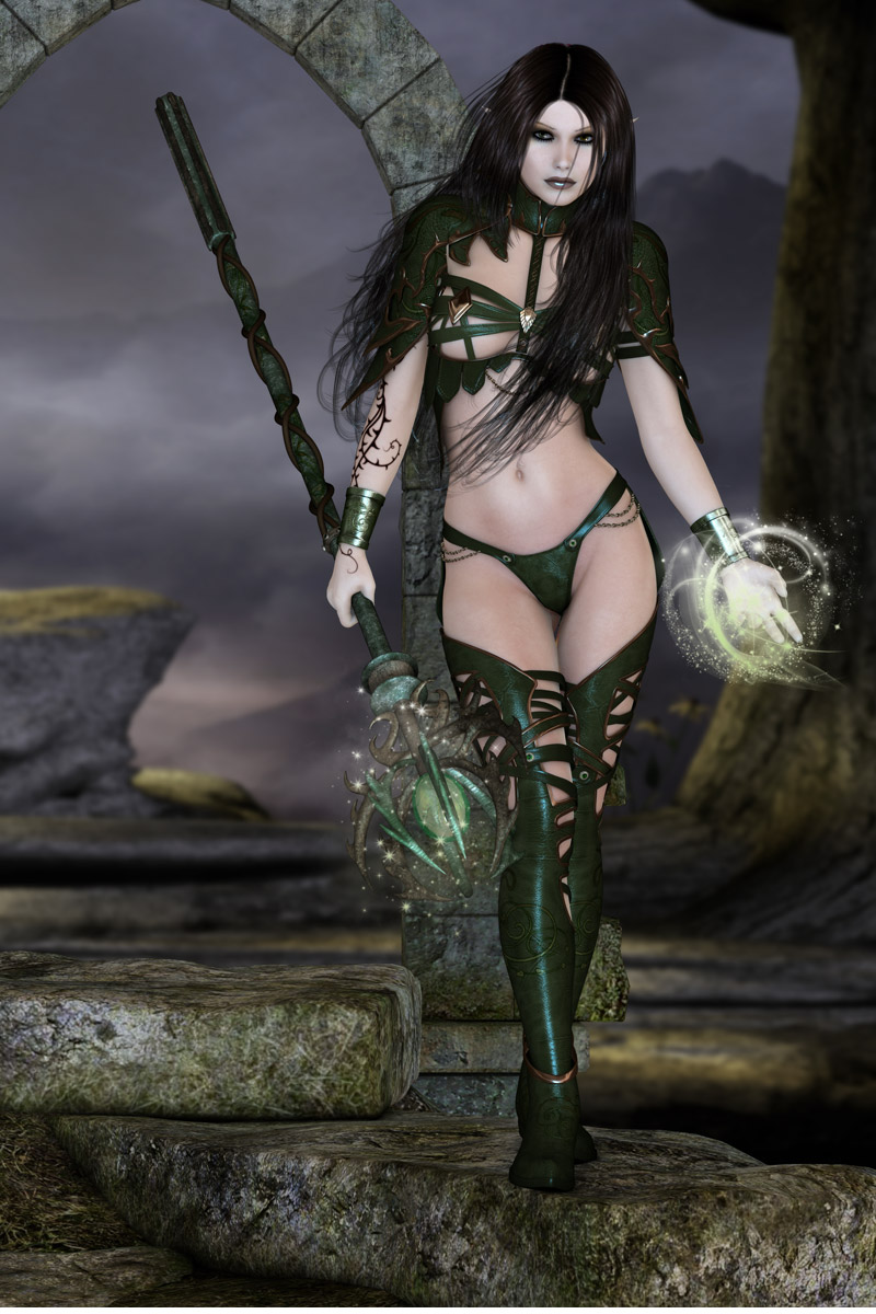 Fantasy for Elven Desire