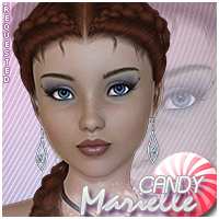 Candy Marielle 3D Figure Essentials Zzyzzx