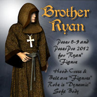 Brother Ryan 3D Figure Essentials pappy411