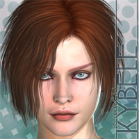 Surreal Kybele Hair surreality