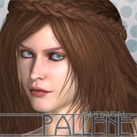 Surreal Pallene Hair surreality