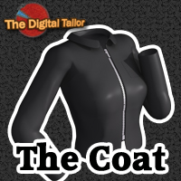 The Coat Tutorials : Learn 3D Fugazi1968