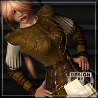 CORAZON Expansion for CORAZON Gothic Love Clothing Themed outoftouch