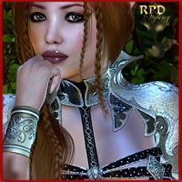 Royal Realms of Elven Desire by renapd